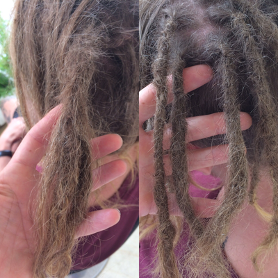 dreadlock repair and maintenance