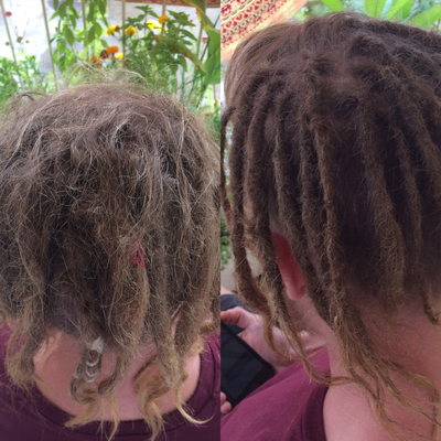 fix mens dreadlocks