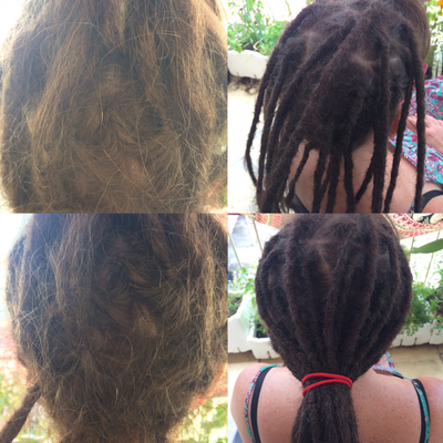 dreadlock salon