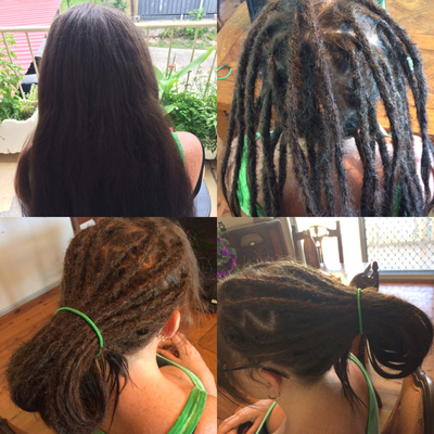 dread hairstylist