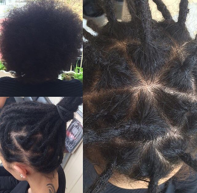 afro dreadlock extensions