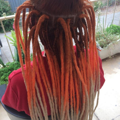 fake dreadlock extensions